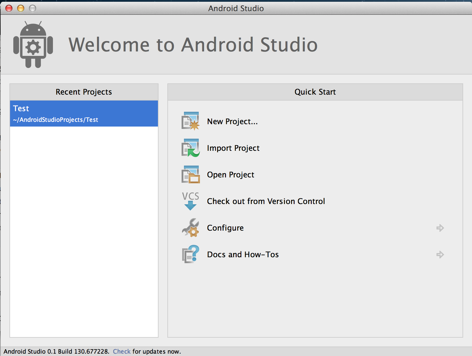 How to change Android SDK path in Android Studio for Mac