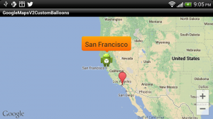 How To Create Custom Background For Infowindow On Google Maps V2 For