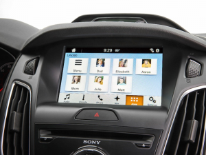 Ford SYNC AppLink feature for Life360