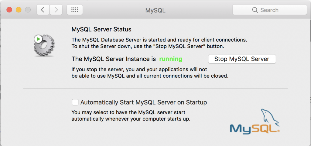 How to change/reset root MySQL password on Mac – Igor Khrupin